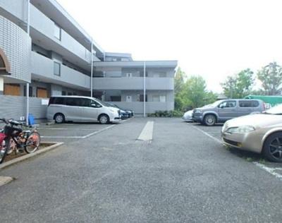 【駐車場】パークヒルズ上井草