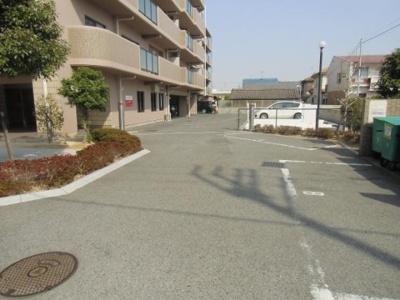 【駐車場】ネオハイツ堺・北花田(五箇荘東小学校)