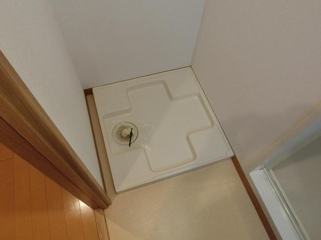 オーシャン青山 室内洗濯機置き場
