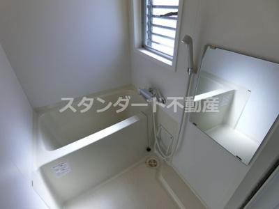 【浴室】オズレジデンス福島