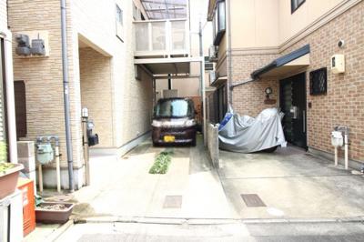 【駐車場】伏見区憧木町 中古戸建