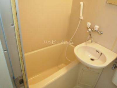 【浴室】ハイツ書写
