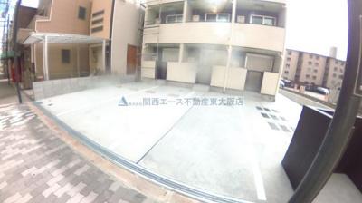 【駐車場】ヴァレンティ鶴見