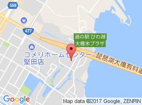 【地図】パティオドリーム A棟