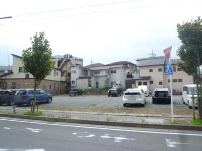 【外観】篠町篠見晴 建築条件無し 売土地