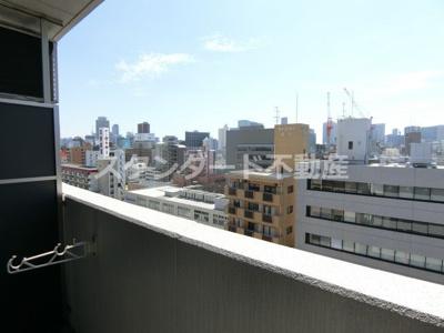 【展望】コンフォリア扇町