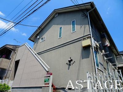 【外観】ホーム344