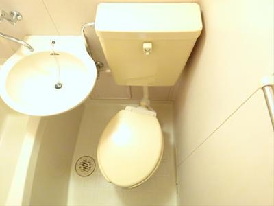 【トイレ】ホーム344