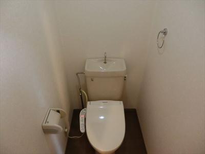 【トイレ】サンビレッジ川村A