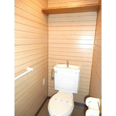 グランフィール稲毛のトイレ