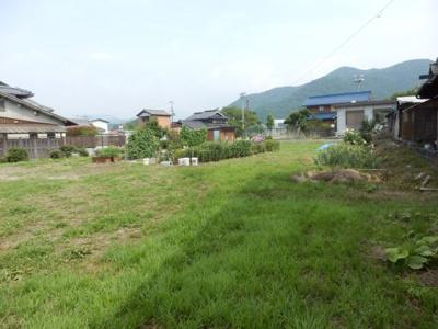 【外観】山南町井原土地