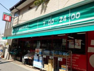 大田区北馬込一丁目の売地 現地写真