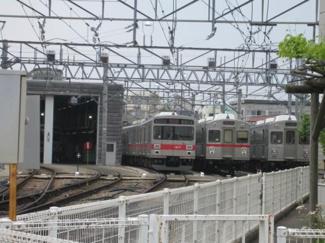 大田区北嶺町 売地 雪が谷大塚駅 車庫