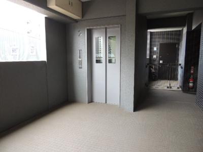 【アイディーコート津田沼】のエレベーター!