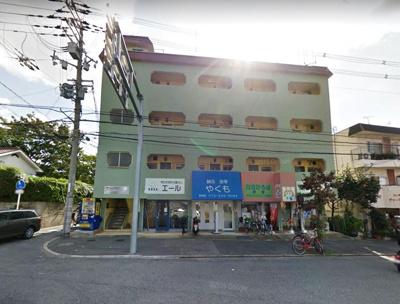 【外観】ファイブコート北三国ヶ丘 1階店舗事務所