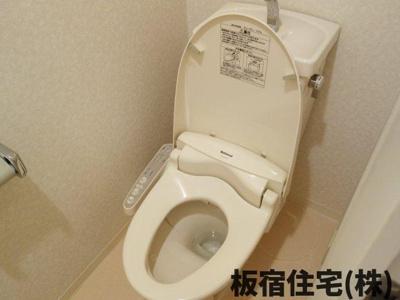 TVモニターホン付き