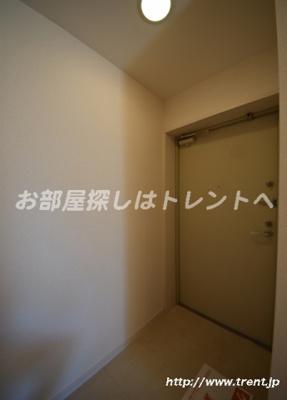【玄関】プランドール南榎