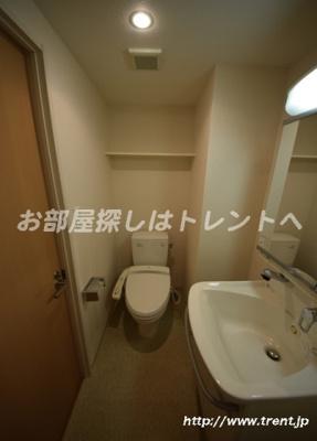 【トイレ】プランドール南榎