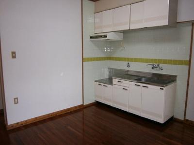 【キッチン】島田産業ビル