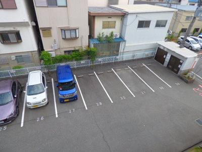 【駐車場】サンビレッジ摂津A棟
