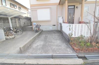 【駐車場】ストークハイツ北桜塚
