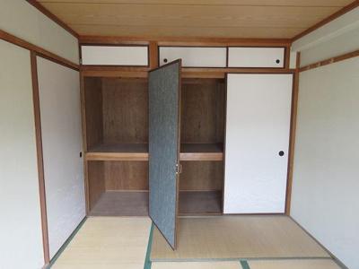 【収納】オークマンション