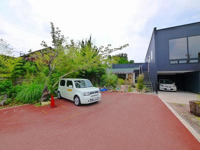 【駐車場】ALEGREの森
