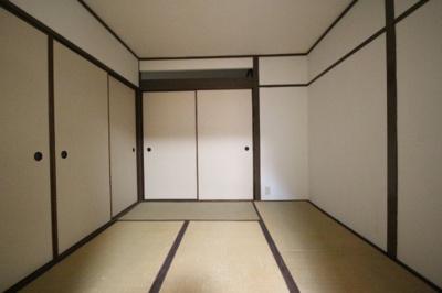 【寝室】西松本マンション