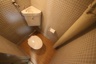 【トイレ】西松本マンション