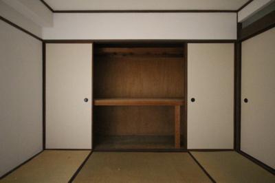 【収納】西松本マンション