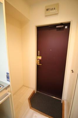 【玄関】ラ・メール板宿