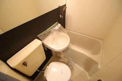 【浴室】ラ・メール板宿