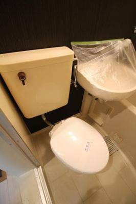 【トイレ】ラ・メール板宿