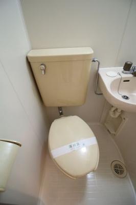 【トイレ】トーカン須磨神撫町キャスティール