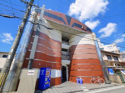 【外観】△ジョイパレス奈良駅前パートⅦ