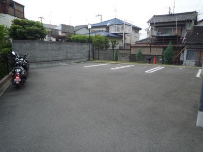 【駐車場】マンション・グラース