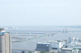 36階ソラプラザ/プレイ からの眺望