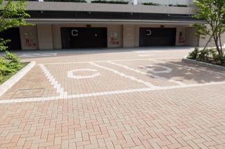 来客用駐車場
