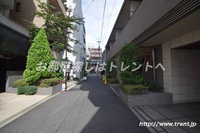 【周辺】サンウッド文京千駄木フラッツ