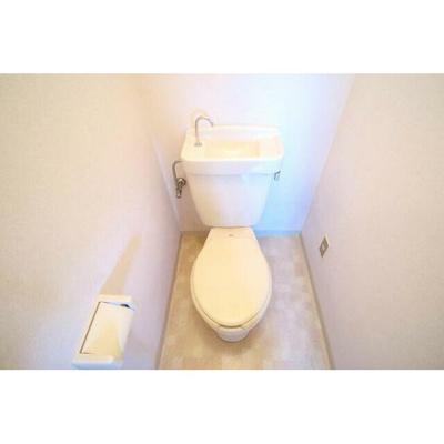 メゾンセキセイのトイレ