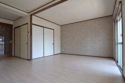 【居間・リビング】芦屋サウスマンション