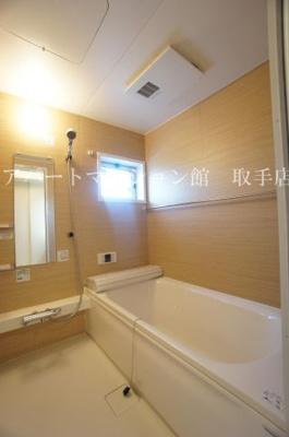 【浴室】ル・ジャルダンA