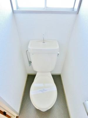 【トイレ】コーポ花咲