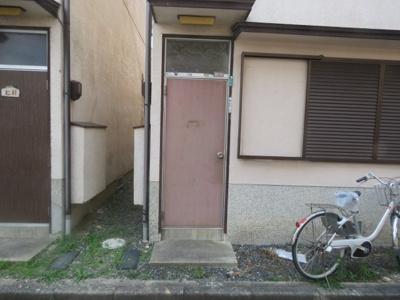 【エントランス】塚原3丁目戸建て2戸1 (株)Roots
