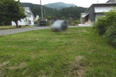 【外観】黒石市袋富山温泉権売地