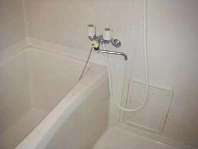 【浴室】KYハイツ