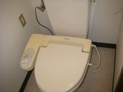 【トイレ】KYハイツ