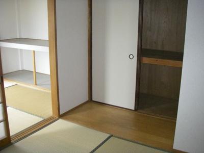 【和室】KYハイツ