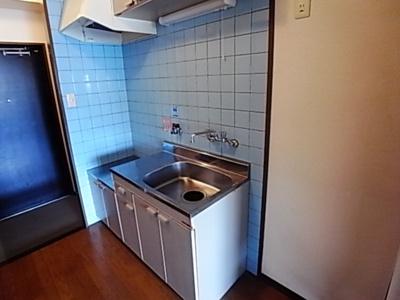 【キッチン】リバーサイド赤井