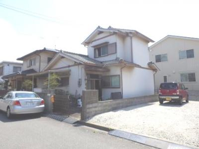 【外観】加古川市尾上町口里 中古住宅